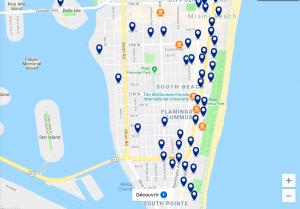 Dormir SouthBeach Miami