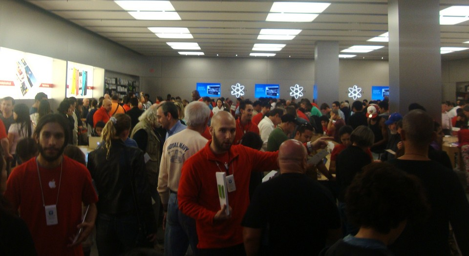 Black friday apple store