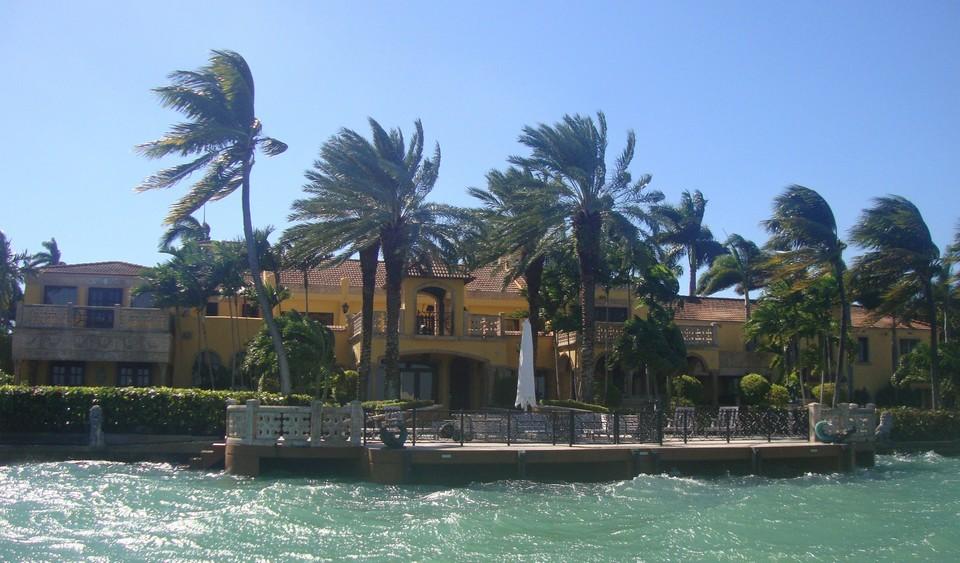 Maisons de stars Miami