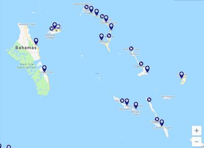 Où dormir aux Bahamas