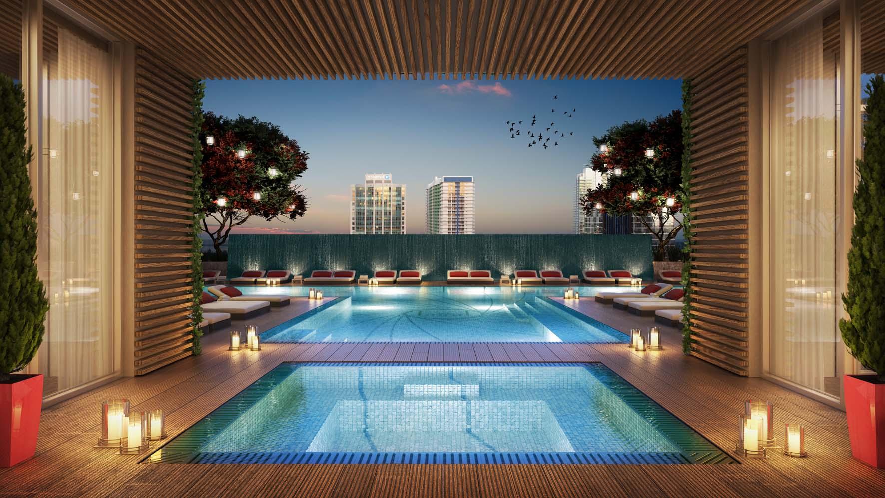 La fiscalit aux etats unis miami tout savoir for Appartement avec piscine paris