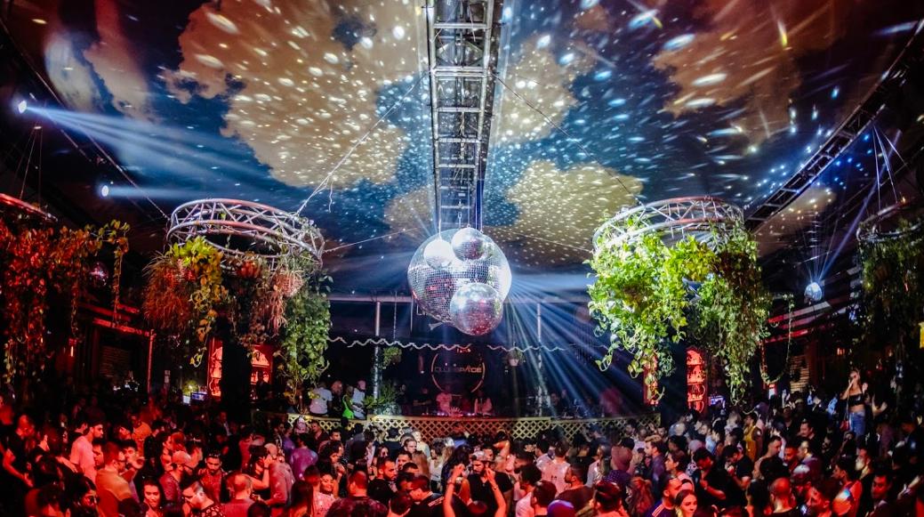 Club Space sortir à Downtown Miami