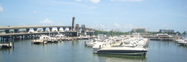 Louer un bateau à Miami