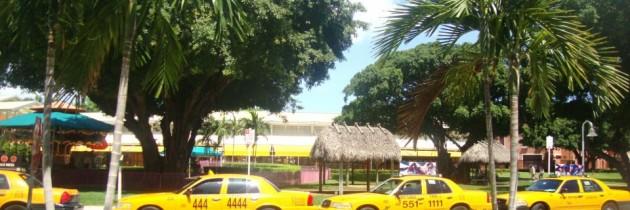 Prendre le taxi à Miami
