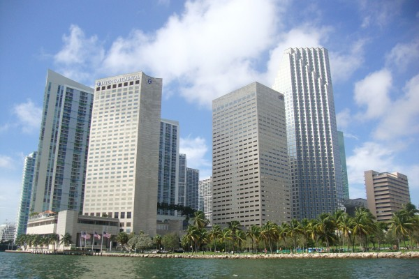 Aeroport De Miami Centre Ville