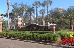 Tampa, la grande ville de la côte Ouest floridienne
