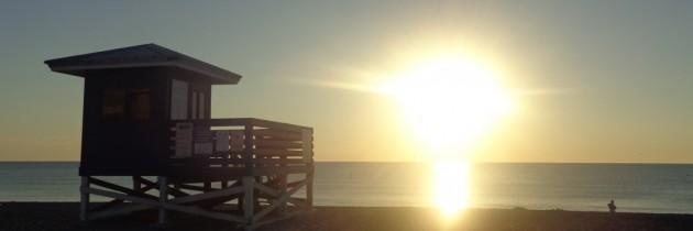 Venice, le plus beau couché de soleil de Floride
