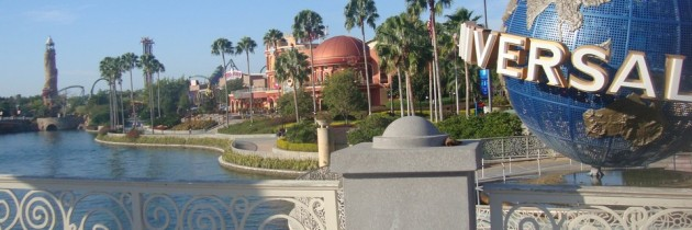 Escapade à Orlando, les parcs d'attractions d'Universal