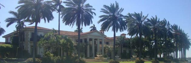 Les maisons de stars à Miami