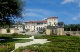 Visite de la Villa Vizcaya à Miami